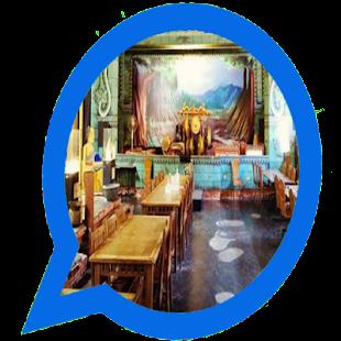Vnitřní jídelna - náhled