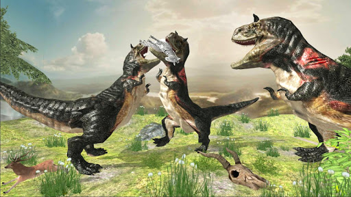 Dinosaur Simulator 3D 2019 screenshot 12