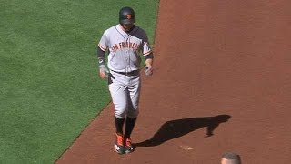 It's a Mad Opening as D-backs rally over Giants