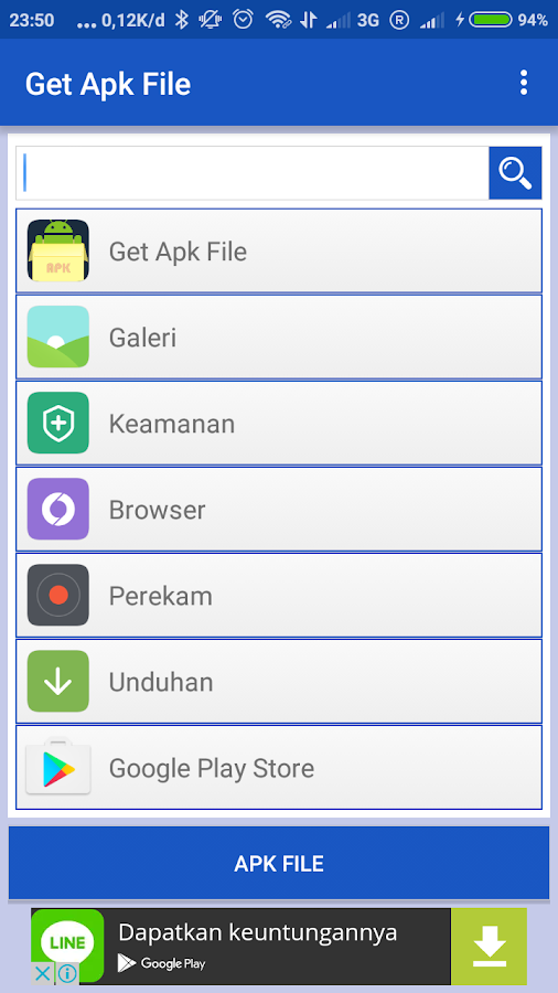 get apk file android apps on play