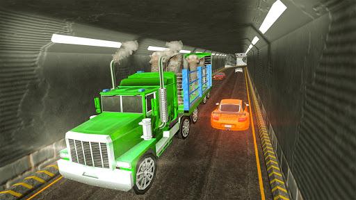 Zoo & Farm Animal Transporter Truck 2018  screenshots 4