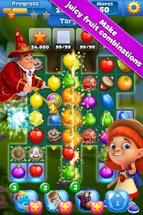 Fruit Land – match3 adventure 1