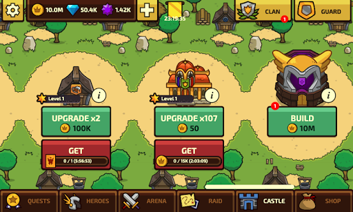 Raid Heroes: Total War apkpoly screenshots 12