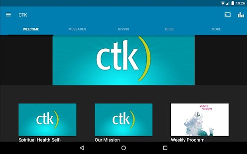 CTK Church- screenshot thumbnail