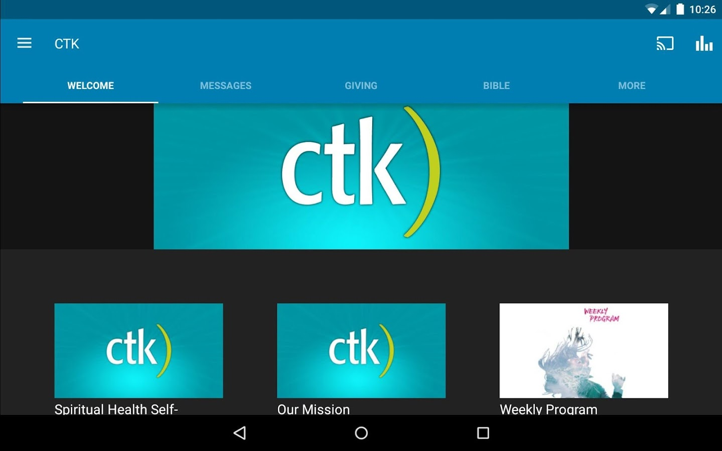 CTK Church- screenshot