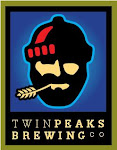 Logo for Twin Peaks Brewing Company