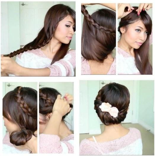 korean hairstyles tutorial android apps on google play