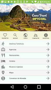 Cusco Travel Oficial - náhled
