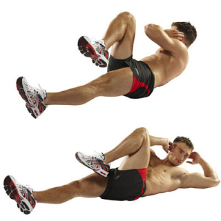 8 Minutes Abs Workout