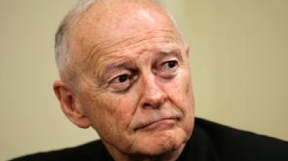 What to think about accusations against Cardinal McCarrick