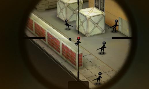 CITY-STICKMAN-SNIPER-3D