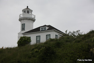 Photo: (Year 2) Day 337 - A Replica of Mukilteo Lighthouse