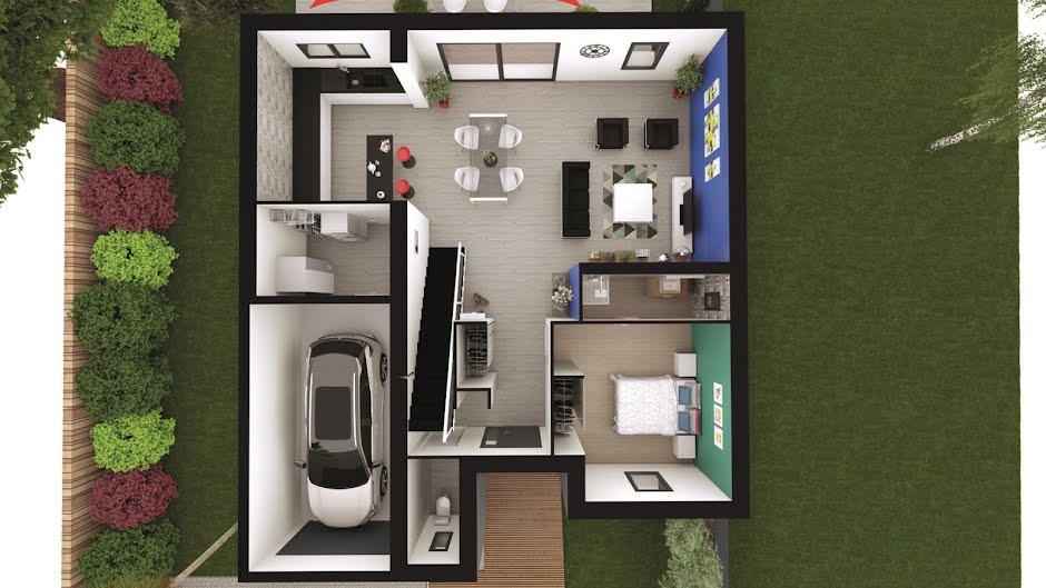 Vente maison 4 pièces 115 m² à Uzos (64110), 340 550 €