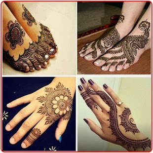 Henna Designs Collections - náhled
