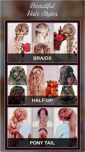 Best Hairstyles step by step DIY 1.0 screenshots 5