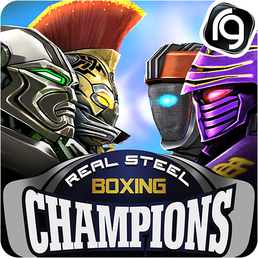 Real Steel Boxing Champions 動作 App LOGO-APP開箱王