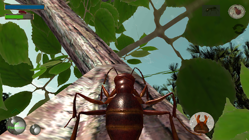 Ants - simulation fourmi fond d'écran 2