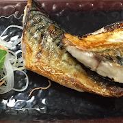 Grilled Mackerel Set Course