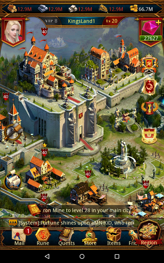 King's Empire- screenshot