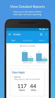 Constant Contact - Email Mktg - screenshot