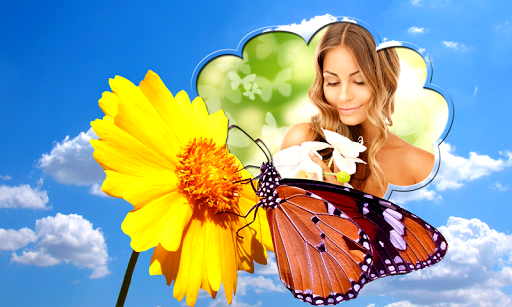 Download Butterfly Photo Frames Google Play softwares