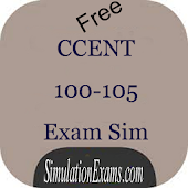 CCENT 100-105 Exam Simulator