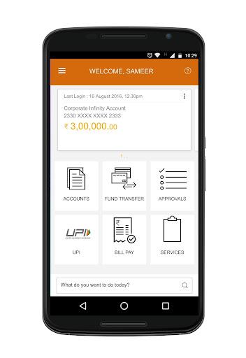 iBizz ICICI Corporate Banking screenshot 3