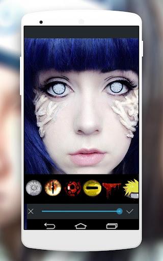 Kakashi-Sharingan Eyes Maker for PC
