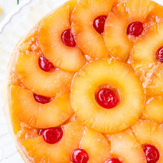 The Best Pineapple Upside-Down Cake.