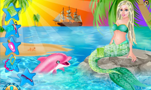 休閒必備免費app推薦|人魚姫変身スパ線上免付費app下載|3C達人阿輝的APP