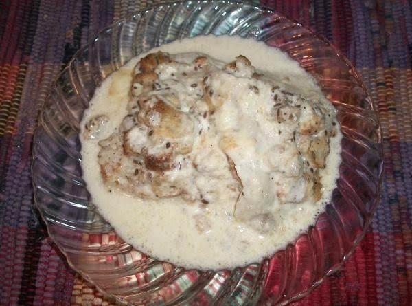 Swai Fish In Cream Sauce. Recipe