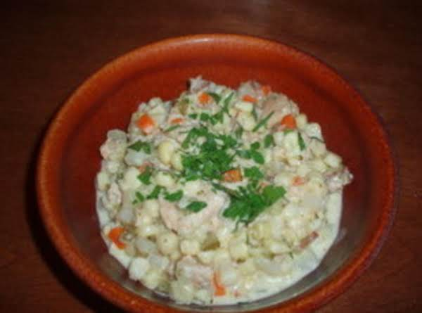 Alaska Salmon Chowder Recipe