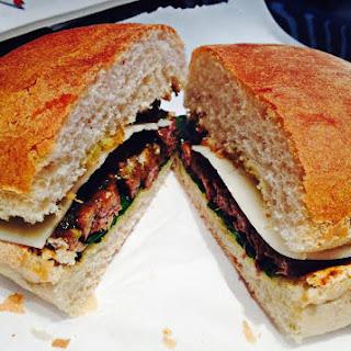 Sirloin Steak Gourmet Sandwich