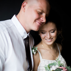 Wedding photographer Aleksandra Vorobey (AlexSamoylova). Photo of 13.09.2015