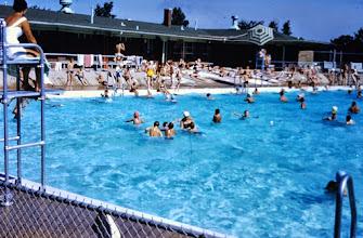 Photo: Chaney Pool 1959 Chaney Pool 1959