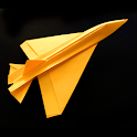 How to Make Paper Airplane Offline icon