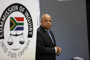 Public Enterprises Minister Pravin Gordhan on Tuesday continued with his testimony at the judicial commission of inquiry into state capture.