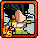 Warriors Arena - Anime Fighting Online! icon