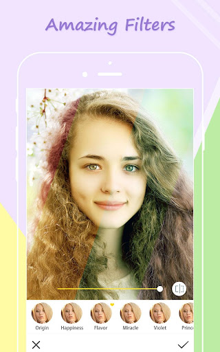 Candy Selfie - camera beauty filter effect sticker for PC