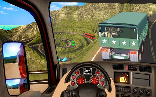 US Army Off-road Truck Driver 3D 1.1 screenshots 1