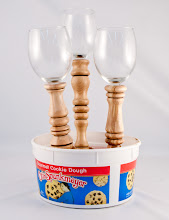 "Photo: Tim Aley - 10"" - 12"" wine glasses [maple and myrtle]"
