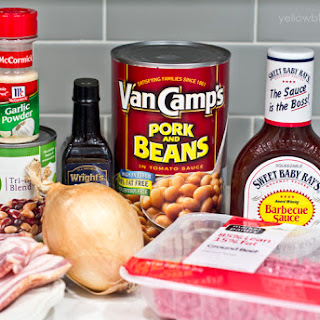 Cowboy Beans Ground Beef Bacon Recipes.