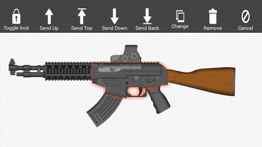 Weapon Builder Pro screenshot 3
