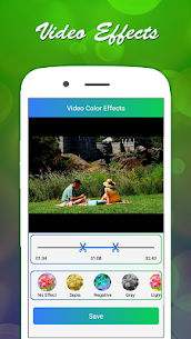Color Video Effects, Add Music, Video Effects 3