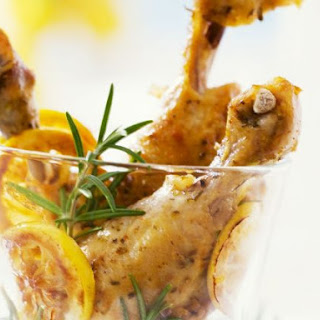 Herb and Citrus Drumsticks