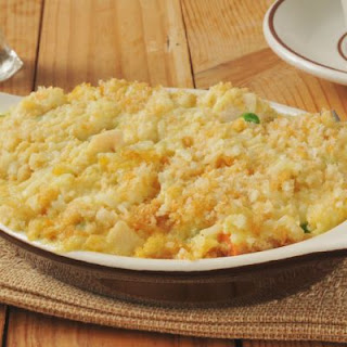 Savory Chicken and Rice Casserole