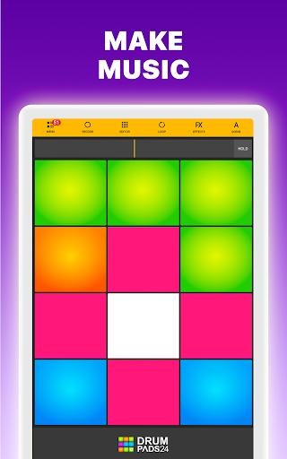 Drum Pads 24 - Music Maker 3.8 screenshots 7