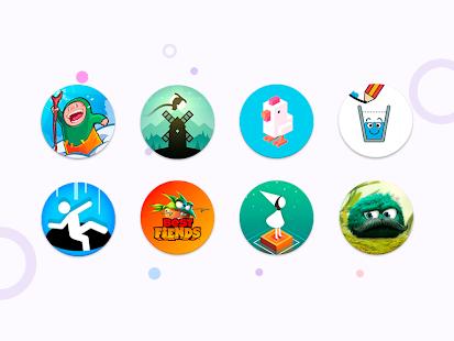 Pixel pie icon pack - free pixel icon pack Screenshot