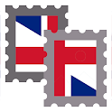Postage stamps of Great Britain icon