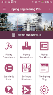Piping Engineering Pro- screenshot thumbnail